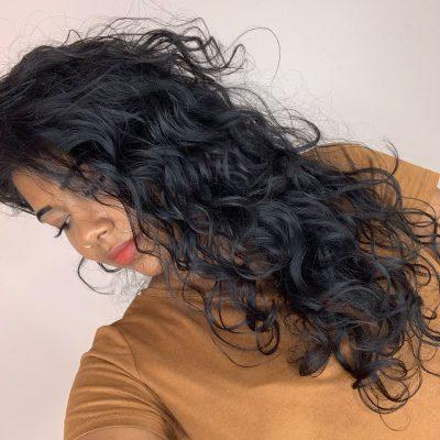 Wavy hair routine cheveux ondulés - Bouclette