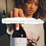 Rencontre avec Holy Curls