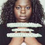 Hello Déborah !