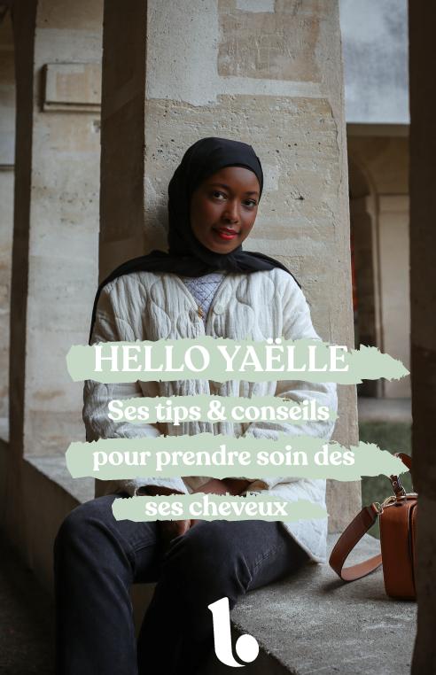 Hello Yaelle !