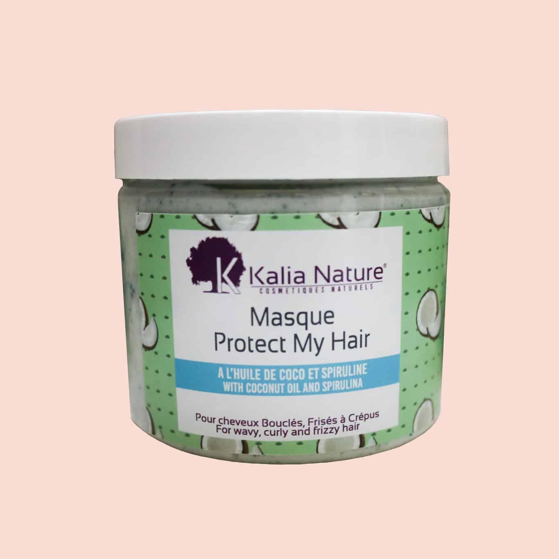Le masque Protect my Hair par Kalia nature